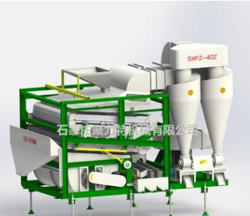 花生筛选机,清选机,聚力特机械供应小麦筛选机,除尘环保