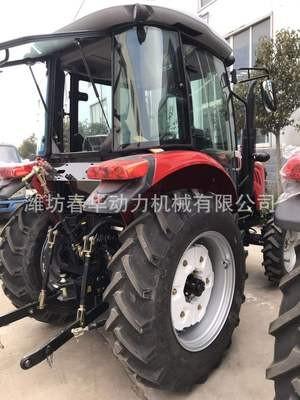 厂家直销 全国联保 中型机械四驱拖拉机1004 耕地运输用拖拉机
