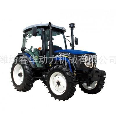 拖拉机1004 耕地运输用拖拉机 潍坊福田拖拉机价格