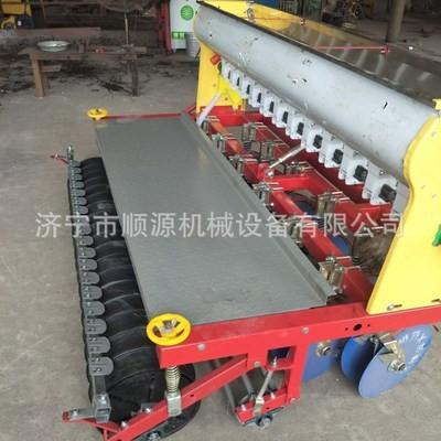 四川旋耕机配套小麦播种机 12行小麦播种机加工定制