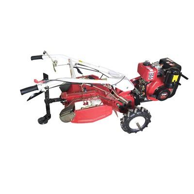 农用柴油四驱小型微耕机 开沟犁地除草机 旋耕松土翻土机厂家