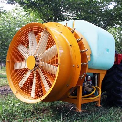 山东金原农林装备果园风送打药机 自走式果树打药机