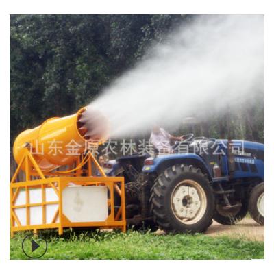 金原新型风送式喷雾机 背负式风送喷药机 节省农药和人工